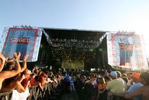 Music Festivals / Some of our favourite music festivals from around the world / by Flight Centre Canada