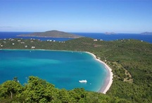 St. Thomas, USVI - Caribbean / Though it's only 32 square miles in size, St. Thomas has a million miles worth of things to do. Go shopping and sailing, snorkeling and sightseeing, or diving and dining. Enjoy the island's world-renowned golf course, picture-perfect beaches and spectacular nightlife. / by RumShopRyan - Caribbean Blog