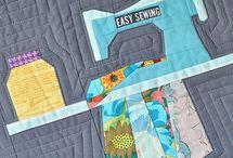 Mini Quilts / by Julia Eigenbrodt
