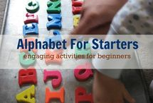 Teaching ABCs / by Shanna Vasser