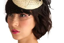 Fascinators/Hats / by The Chic Guide Loves Fashion
