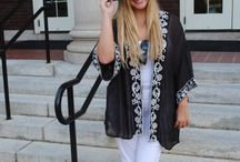 CollegeFashionista / by Ashley