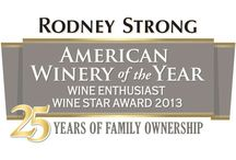 Wine Enthusiast's American Winery of the Year / by Rodney Strong Vineyards