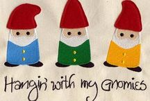 Gnome a lot / by Sarah Welch