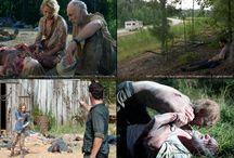 The Walking Dead - Zombiye dönüşen karakterler / by Furkan Özden