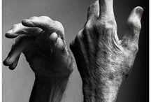 Dancer's Hands / by Robert Cooper