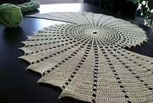 Crochet Doilies / by Alida R