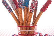 Patriotic Recipes / by Green Palm Inn, Diane McCray