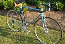 Lugged Steel Bicycles / by Bruce Herbitter