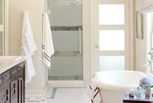 bathroom ideas / by Kellie Schmalenberger Lustenberger