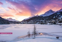 Engadin St. Moritz Views & Panoramas / by Nira Alpina