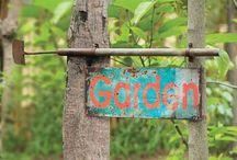 Garden! / by Lake Lucerne Resort & Ranch