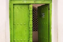 Inspiration: Gateways / by Maggie Smith