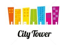 City Logo Collection / by amir mir