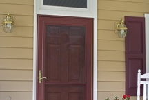 Doors / by Asher Lasting Exteriors