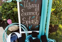 Pool Party Birthday / by Kelly Rogers
