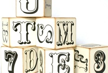 type / by Sonia Spotts