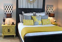 Master Bedroom Ideas / by Amy Aspiras