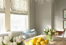 HOME: Living Spaces / Decor and design ideas for the home. / by Stephanie @ Garden Therapy