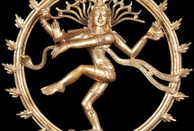 Shiva as Nataraja, the lord of dance / View all our statues of Shiva dancing his cosmic dance of destruction and renewal as Lord Nataraja! / by Lotus Sculpture
