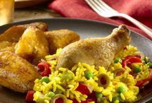 GOYA® ChickInspirations  / Chicken recipes inspired by Goya / by Jo-Ann Brightman