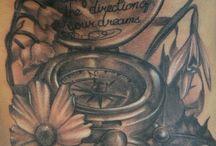 tattoo ideas / by Stephanie Cardoza