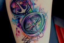 Tattoos / by Jenn Riley