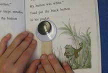 Reading / by Becca Farmer