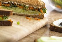 Sandwiches / by Donna Wensch
