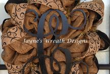 Wreaths / by Your Stamping Teacher