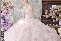 STELLA DE LIBERO, PEACHY GIRL AND PRINCESS DRESSES / by Gail Chesham