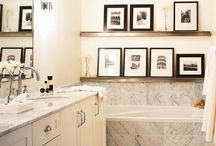 Bathrooms / by Mary Doty