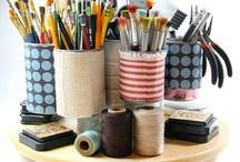 Craft Room / by Tiffany Rozier