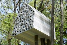 Architecture - Treehouses / Treehouses from around the world. / by Andrew Borloz