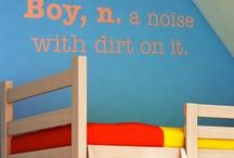 Stuff for Boys / by Nichole Jones