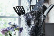 Kitchen Idea's / by SimoneDanielle` Rio