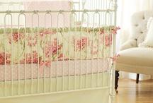 Shabby chic nursery / by Jocelyn Di Maggio