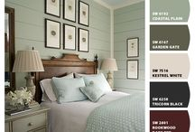 paint colors / by Tammy Sawyer