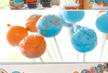 Cumpleaños para Teo / Ideas para cumples su primer año / by Analia Giusto