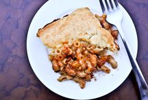 Food- Casseroles and Stovetop Things / Not necessarily actual casseroles; This board is generally a mixture of stuff cooked all together either via stove or oven. Sometimes I'm not sure what other board to use because ingredients fall into a couple other boards / by Melayla O