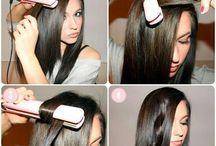 Hair <3 / by Aga