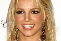 Britney Hairstyles / by Chanya Panyayong