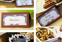 Toy Story Birthday Party / by Alissa Riley