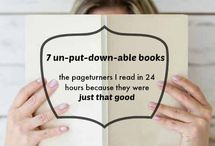 books / by Megan Evans