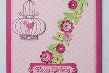 Kids Birthday Cards / by Christine Tuff