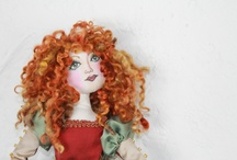 Doll Ideas / by Judy Brown