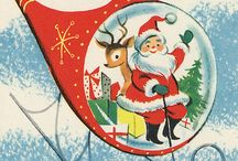 Vintage Christmas / by Karen Miller
