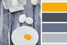 color inspiration / Color / by Leann Lindeman
