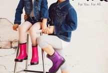 Kids Fashion 2014 / by Roma Boots