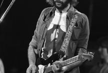 Eric Clapton / One of the best guitarists there is??? I like him anyway / by Paul Breakell